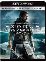 エクソダス:神と王<4K ULTRA HD+3D+2Dブルーレイ>[FXHA-61522][Ultra HD Blu-ray] 製品画像