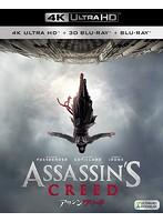 アサシン クリード<4K ULTRA HD+3D+2Dブルーレイ>[FXHA-63672][Ultra HD Blu-ray] 製品画像