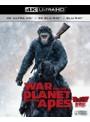 猿の惑星:聖戦記(グレート・ウォー) (4K ULTRA HD+3D+2Dブルーレイディスク)