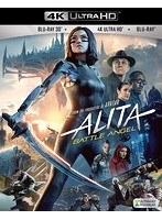 アリータ:バトル・エンジェル (4K ULTRA HD+3Dブルーレイ+ブルーレイディスク)