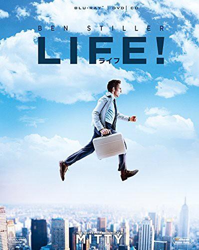 LIFE!/ライフ サントラCD付コレクターズBOX[2,000セット完全数量限定] (ブルーレイディスク)