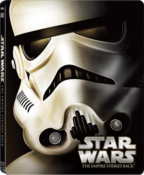 スター・ウォーズ エピソード 5/帝国の逆襲 (数量限定生産 ブルーレイディスク)