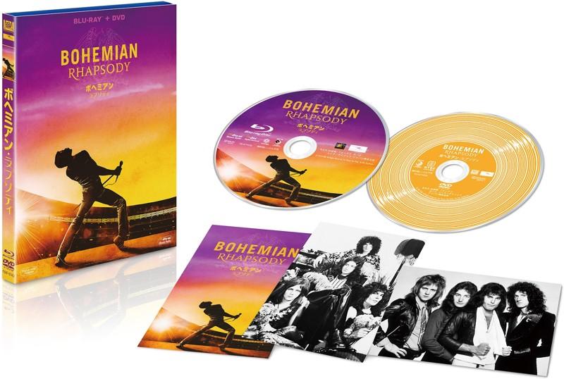 ボヘミアン・ラプソディ (ブルーレイディスク&DVD)