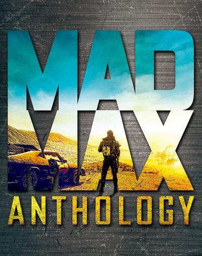 【初回限定生産】マッドマックス アンソロジー セット(5枚組/デジタルコピー付 ブルーレイディスク)