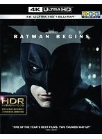バットマン ビギンズ (4K ULTRA HD+ブルーレイディスクセット)