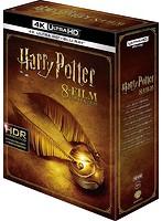 ハリー・ポッター 8フィルムコレクション (4K ULTRA HD+ブルーレイディスクセット)