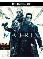 マトリックス 日本語吹替音声追加収録版(4K ULTRA HD+デジタル・リマスター ブルーレイディスク)