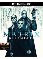 マトリックス リローデッド 日本語吹替音声追加収録版(4K ULTRA HD+デジタル・リマスター ブルーレイディスク)