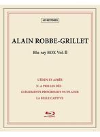 アラン・ロブ=グリエ Blu-ray BOX II (限定生産 ブルーレイディスク)