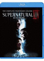 SUPERNATURAL XIV スーパーナチュラル <フォーティーン> コンプリート・セット (ブルーレイディスク)