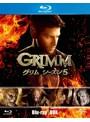 GRIMM/グリム シーズン5 BD-BOX (ブルーレイディスク)