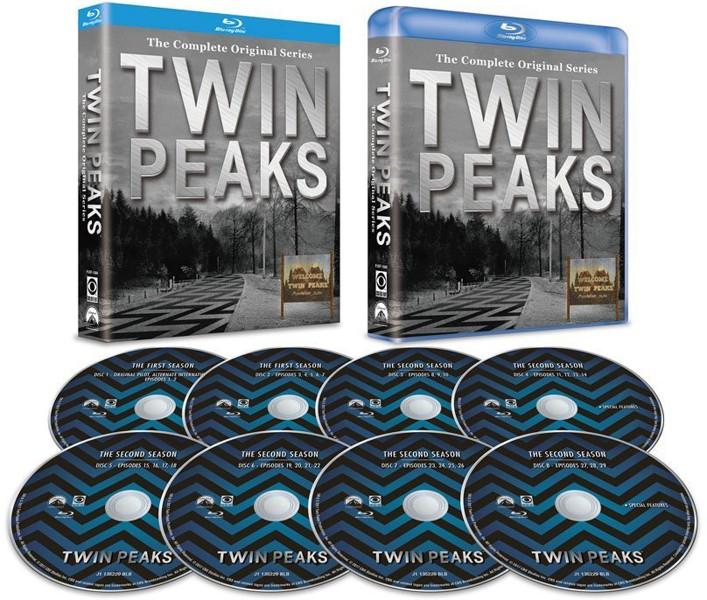 ツイン・ピークス コンプリート・オリジナルシリーズ Blu-ray BOX (ブルーレイディスク)