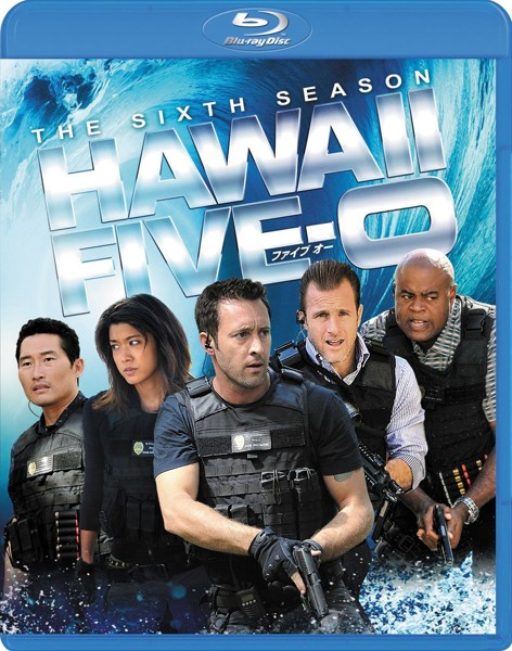 Hawaii Five-0 シーズン6  (ブルーレイディスク)