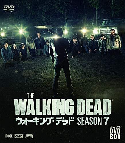 ウォーキング・デッド コンパクトDVD-BOX シーズン7
