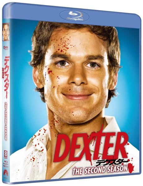 デクスター シーズン2 Blu-ray BOX【4枚組】 (ブルーレイディスク)