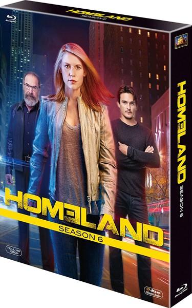 HOMELAND/ホームランド シーズン6 ブルーレイBOX (ブルーレイディスク)
