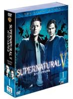 SUPERNATURAL V〈フィフス〉 セット1[1000330502][DVD]