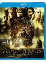 ゲーム・オブ・スローンズ 第一章:七王国戦記 Vol.1 (ブルーレイディスク)