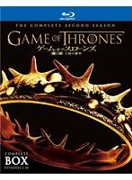 ゲーム・オブ・スローンズ 第二章:王国の激突 コンプリート・ボックス (ブルーレイディスク)