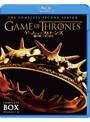 ゲーム・オブ・スローンズ 第二章:王国の激突 コンプリート・セット (5枚組) (ブルーレイディスク)