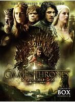 ゲーム・オブ・スローンズ 第一章:七王国戦記 DVDセット (5枚組)