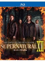 SUPERNATURAL X II <トゥエルブ・シーズン> コンプリート・ボックス (ブルーレイディスク)