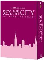 セックス・アンド・ザ・シティ <シーズン1-6> DVD全巻セット (19枚組)
