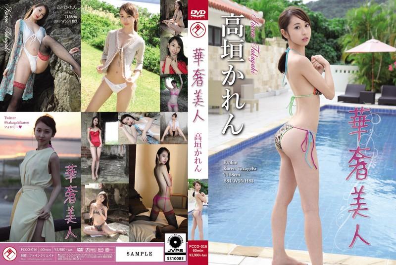 華奢美人/高垣かれん(DVD)