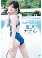 グラビアアイドル Aカップ 夏原カオル Natsuhara Kaoru 作品集