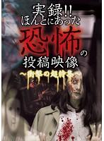 実録!!ほんとにあった恐怖の投稿映像〜衝撃の超特集〜【投稿出演のドラマ・DVD】