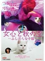 女心と秋の空〜ふしだらな子猫〜【春菜はな出演のドラマ・DVD】