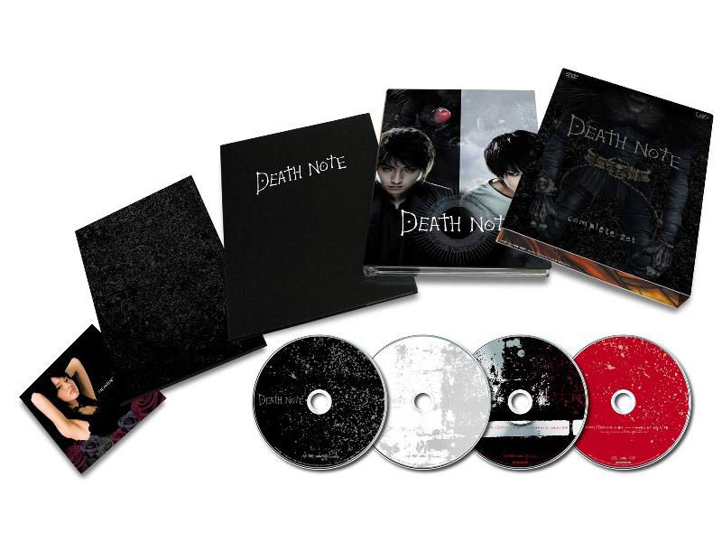 「DEATH NOTE デスノート」+「DEATH NOTE デスノート the Last name」 complete set