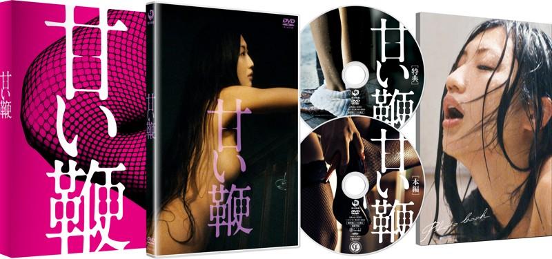 甘い鞭 ディレクターズ・ロングバージョン DVD BOX【特典DVD1枚つき2枚組】