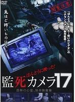 ほんとうに映った! 監死カメラ17 恐怖の心霊、怪奇映像集[FMDS-5290][DVD]