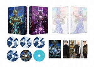 GARO-VERSUS ROAD- Blu-ray BOX (ブルーレイディスク)