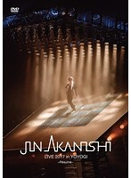 JIN AKANISHI LIVE 2017 in YOYOGI~Resume~/赤西仁
