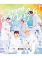 Hi!Superb 1st Anniversary Live-Brand New Hi!-/Hi!Superb (ブルーレイディスク)