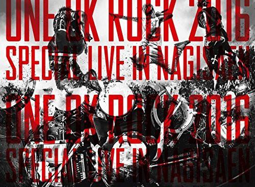 ONE OK ROCK 2016 SPECIAL LIVE IN NAGISAEN/ONE OK ROCK (ブルーレイディスク)
