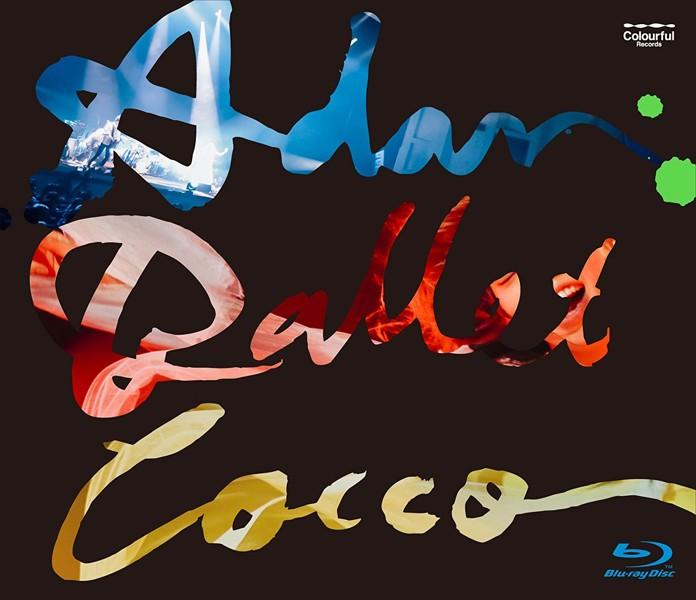 Cocco Live Tour 2016'Adan Ballet'-2016.10.11-/Cocco (ブルーレイディスク)