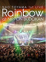 1st LIVE「Rainbow」at 日本武道館/東山奈央 (ブルーレイディスク)