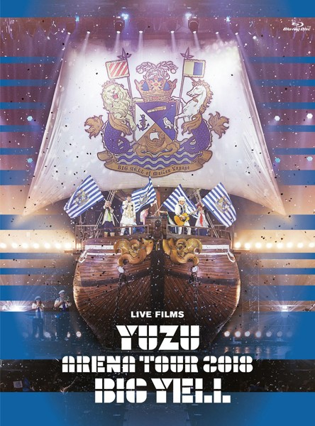 LIVE FILMS BIG YELL/ゆず (ブルーレイディスク)
