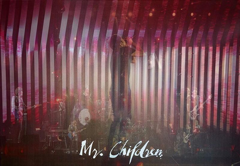 Mr.Children Tour 2018-19 重力と呼吸/Mr.Children