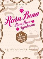 MY K-STAR RAINBOW ~Rainbow Syndrome~ 1st ORIGINAL SHOWCASE/RAINBOW(3枚組)