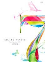 AIKAWA NANASE Live Emotion 2004'7 seven'/相川七瀬