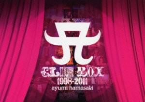 A CLIP BOX 1998-2011/浜崎あゆみ