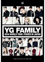 YG FAMILY WORLD TOUR 2014-POWER-in Japan