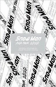 Snow Man ASIA TOUR 2D.2D./Snow Man (初回盤 ブルーレイディスク)