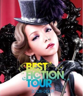 namie amuro BEST FICTION TOUR 2008-2009/安室奈美恵 (ブルーレイディスク)