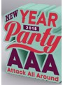 AAA NEW YEAR PARTY 2018/AAA (ブルーレイディスク)