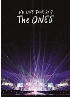LIVE TOUR 2017 The ONES/V6 (ブルーレイディスク)